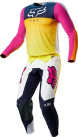 Fox Flexair IDOL Limited Edition Motocross Gear PINK NAVY WHITE Brand: Fox MX